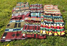 old dutch TETEM blankets