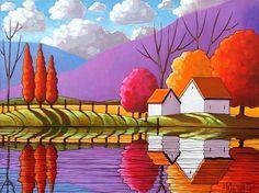 Cathy Horvath Buchanan, Canadian artist