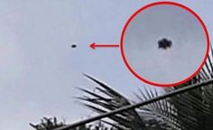 UFO sighting spectacular in Campo Grande, Rio de Janeiro (Brazil)