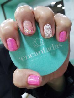 Beautiful Nail Designs, Fancy Nails, Nail Decorations, Easy Nail Art, Perfect Nails, Nails Inspiration, Make Up, Beauty, Hair