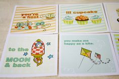 14 Awesome Free Valentine's DayPrintables   adorable retro styled (8 variations!)