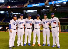 2017 All Stars go Dodgers love my boys ⚾️
