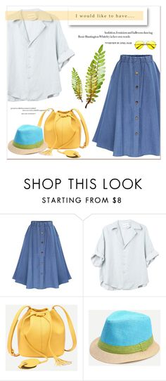 """""""Lovely day"""" by janee-oss ❤ liked on Polyvore featuring Retrò"""