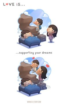 Funny cute love quotes songs new Ideas Love Cartoon Couple, Cute Couple Comics, Anime Love Couple, Couple Art, Cute Love Stories, Cute Love Quotes, Funny Love, Hj Story, Animated Love Images
