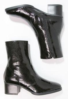 Topshop MARC - Stiefelette - black für SFr. 100.00 (02.11.16)  versandkostenfrei de59cfc47a
