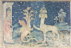 section from the Tapestries of the Apocalypse