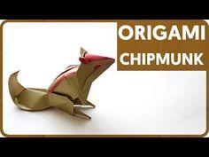 [DIAGRAM] Origami Chipmunk (Kyohei Katsuta) - YouTube