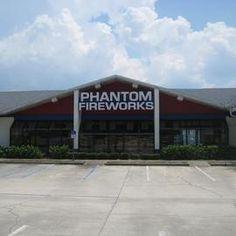 Phantom Fireworks West Melbourne, FL  #PhantomFireworks