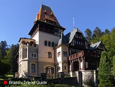 """Almost adjacent to Peles Castle is Pelisor (""""Little Peles""""). King Ferdinand, who succeeded Carol I, intended to use Peles Castle as a summer residence. Supposedly he found Peles too big and overwhelming, so he commissioned the smaller, art-nouveau style, Pelisor Castle. Pelisor's 70 rooms feature a unique collection of turn-of-the century Viennese furniture and Tiffany and Lalique glassware."""