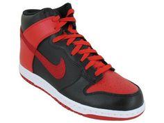 Nike Men's NIKE DUNK HIGH BASKETBALL SHOES « Clothing Impulse