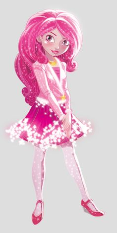 Get the Wishworld Look with Fashion Inspired by the Star Darlings - Justine Magazine Best Friends Cartoon, Friend Cartoon, Girly Drawings, Cartoon Drawings, Disney Barbie Dolls, Art Style Challenge, Zodiac Characters, Best Friend Drawings, Star Darlings