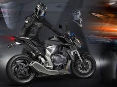 CB 1000 R R Boxer-Design