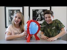 Don't Pop It (Boom Boom Balloon) Challenge w/ Lauren Orlando Part 1 of 2