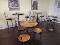 Main Street Café in Bastrop, Texas. #downtownbastroptx #visitlostpines #Bastrop #Texas #eatlocal #breakfast #lunch #café