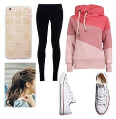 """""""Untitled #20"""" by talaylay on Polyvore featuring NIKE, Converse, Sonix and Marlangrouge"""