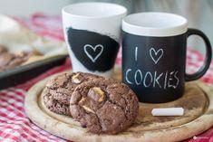 Schoko-Kinderriegel-Cookies---amerikanische-Kekse-backen