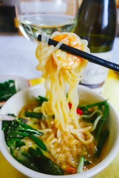 """I have to say I was fairly sceptical when I first read about """"Zero Calorie"""" """"Miracle Noodles"""". How food can have zero calories is beyond me. And anyway, what would they even taste like?! Well, the answer is pretty shocking! Zero calorie noodles taste like… Noodles. The texture is a lot like skinny udon noodles... Read more"""