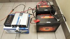 Build Battery Power Backup Generator with 12V Deep Cycle Batteries Homesteading  - The Homestead Survival .Com