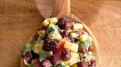 Recipe: Black Bean Salad  This salad has so many great flavors you can eat it by…