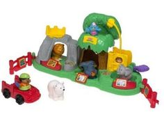 Little People Animal Sounds Zoo by Fisher-Price, http://www.amazon.com/dp/B00005R179/ref=cm_sw_r_pi_dp_6Errqb18FZ6B6