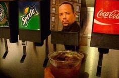 Sippin' on some Ice-T: