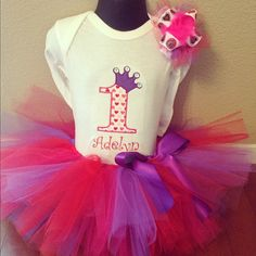 New queen of hearts set. Matching headband on shoulder sold desperately. #birthdayboutique #handmade #personalized #hairbow #etsy #diy - @the_tiny_closet- #webstagram  www.thetinycloset.net