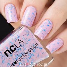 Swatch of NCLA Girl Meets Boy (Live Love Polish x NCLA Exclusive Collection)