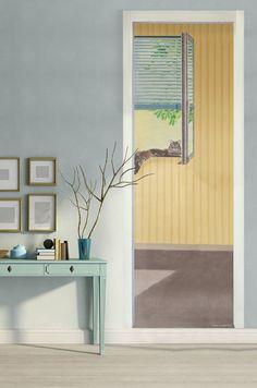 Papier peint Chambre vintage