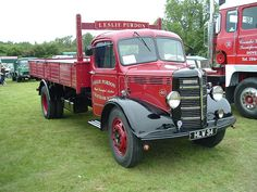 Bedford OLAD dropside lorry by classic vehicles, via Flickr