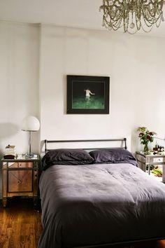 我們看到了。我們是生活@家。: 簡約、明亮、舒適,位在紐約的夢幻好家,是Lauren Snyder的公寓