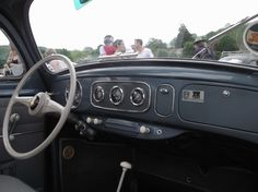 Dash of early Beetle (pre Aug. 1955)