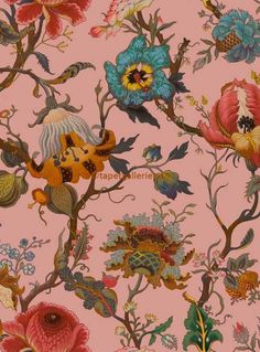 Tapetgalleriet   Tapet fra House of Hackney - Artemis