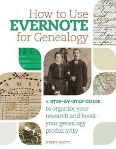 Organize your family tree research with this step by step guide to using Evernote. How to Use Evernote for Genealogy book Genealogy Websites, Genealogy Research, Family Genealogy, Genealogy Forms, Free Genealogy, Family Tree Research, Genealogy Organization, Evernote, Before Us