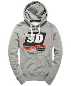 Superdry - World Wide Hoodie