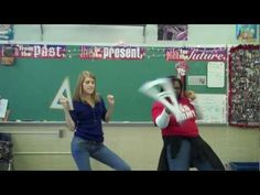 Math Vdeos   YouTube videos that can engage students in the classroom, by using math concepts in raps and rhymes.