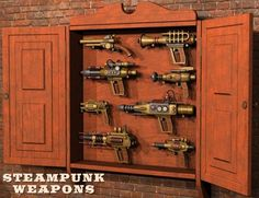 1000+ ideas about Steampunk Furniture on Pinterest | Steampunk ...