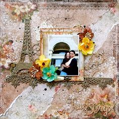 Blending the Old with the New; October Inspiration with Sandi