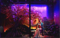 Harrods presenta: Le fiabe Disney. Una Incantevole Mulan. (Missoni)