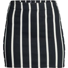 H&M Patterned skirt ($5.00) ❤ liked on Polyvore featuring skirts, mini skirts, bottoms, faldas, cotton skirts, patterned mini skirt, print skirt, h&m skirts and cotton mini skirt