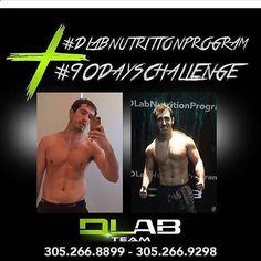 #WeHaveTheFormula #DLabMotivation #DLabGym #DLabTeam 305.266.8899//305.266.9299 dlabfitnessteam@g... 7290 nw 7 st Miami FL 33126 Clean Meals Miami #DLabNutritionProgram Comenzamos el proceso con 155 lbs y 39% de grasa corporal . Hasta ahora vamos por 140 lbs y 25 % de grasa . En solo tres meses acá les dejamos otra gran transformación gracias a nuestro equipo y fórmula la cual no nos falla !!!#WeHaveTheFormula #DlabTeam