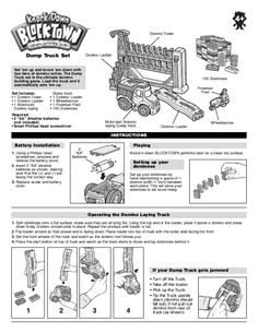 Instruction Manual Example - Viewing Gallery | mode d'emploi ...