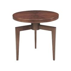 The Christoph Occasional Table  Contemporary, MidCentury  Modern, Traditional, Transitional, Organic, Wood, Side Table by Studio Van Den Akker