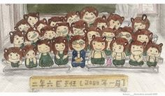 ::: my Primary schools memory with teacher and classmates ...    do them still remember me ?  i not think so..  even..i...cant really remember too....    how many primary classmates do you remember now?      kelseyz art & illustration  ::: www.troublexy.blogspot.com :::    ::: Kelseyz Art folio :::  http://www.troublexy.blogspot.com/2011/10/photo.html
