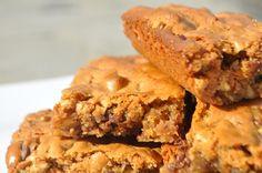 PB2 Chocolate Chip Bar Cookie