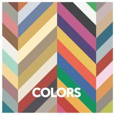 Tendencias de color para diseño de interiores 2013. #Kimobel, #decoración, #diseño, #color, #muebles.