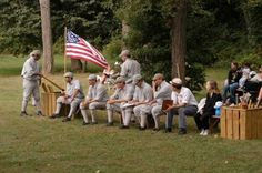 Since 1998, the Providence Grays Vintage Base Ball Club has brought our city's baseball history to life playing against teams from throughout the Northeast?