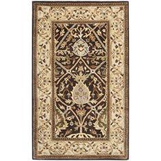 Safavieh Handmade Persian Legend / Beige Wool Rug