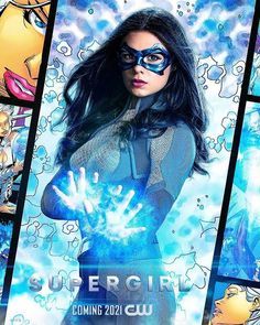Dreamer Supergirl Season, Supergirl 2015, Supergirl And Flash, Supergirl Series, The Cw, Clown Horror Movie, Horror Movies, Teen Wolf, Dc Comics