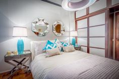 Quarto | Bedroom | Cama de Casal | Double Bed | Bedside tables | Cushions | Candeeiros | Table Lamps