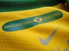 c75c6e2cfc Paixão Brasileira... Mundo Do Futebol